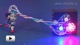 Смотреть видео: Управление яркими светодиодами КИПД140 микроконтроллером