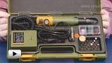 Смотреть видео: Proxxon. Набор с мини-дрелью Mikromot 28515