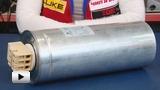 Смотреть видео: Конденсаторы для коррекции коэффициента мощности  Epcos серии B25669