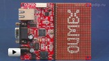 Смотреть видео: Отладочная плата PIC-P67J60, с Ethernet и TCP-IP стеком