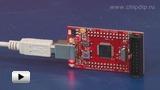 Смотреть видео: STM32-H103, оценочная плата на базе микроконтроллера STM32F103 с ядром Cortex-M3