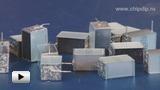 Смотреть видео: Пленочные конденсаторы Epcos серии B32562