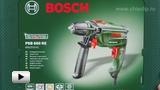 Смотреть видео: Bosch. Дрель ударная PSB 650 RE