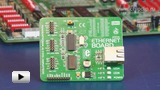 Смотреть видео: ME-SERIAL ETHERNET BOARD. Дочерняя плата с Ethernet интерфейсом