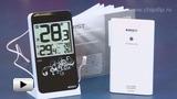 Смотреть видео: Цифровой термометр с радиодатчиком RST 02255