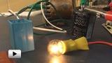 Смотреть видео: Конденсатор в цепи источника тока