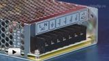 Смотреть видео: NES-100-24 Блок питания, 24В,4.5А,100Вт