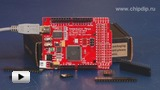 Смотреть видео: Seeeduino Mega (ATmega 1280 ), Отладочная плата форм-фактора Arduino на базе ATmega1280
