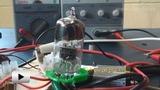 Смотреть видео: Радиолампа 6н3п