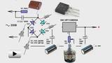 Смотреть видео: Бестрансформаторный стабилизированный регулятор напряжения