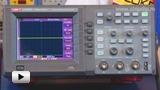 Смотреть видео: UTD3062C - цифровой двухканальный осциллограф