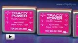Смотреть видео: DCDC преобразователи серии TEN20WI компании TRACO