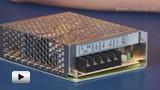 Смотреть видео: RS-75-48 Блок питания, 48В,1.6А,75Вт