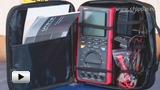 Смотреть видео: Осциллограф-мультиметр UT81B