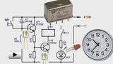 Смотреть видео: Простое реле времени на двух транзисторах