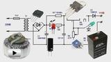 Смотреть видео: Простое универсальное зарядное устройство