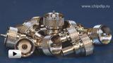 Смотреть видео: UHF-разъемы серии GU-602