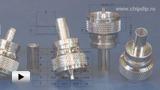Смотреть видео: UHF-разъемы серии GU-604