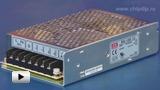 Смотреть видео: RS-100-12 Блок питания, 12B, 8.5A,100Вт