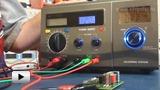 Смотреть видео: Zhongdi ZD8901 Работа. Станция цифровая паяльная антистатическая с мультиметром и источником питания