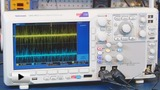 Смотреть видео: MSO3012 цифровой осциллограф, 2 канала х 100МГц