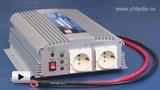 Смотреть видео: A301-1K0-F3, автомобильный инвертор производства Mean Well
