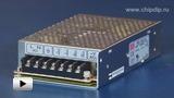 Смотреть видео: RS-100-24 Блок питания, 24B, 4.5A,100Вт