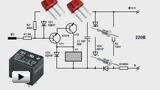 Смотреть видео: Сенсорный выключатель на транзисторах