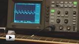 Смотреть видео: Исследование сигнала на осциллографе UT3062C