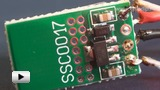 Смотреть видео: SSC0017, Драйвер светодиода, 350мА