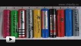 Смотреть видео: Аккумуляторы ЛИГП
