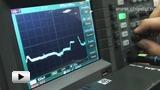 Смотреть видео: Наблюдение радиосигнала на осциллографе UT3062C