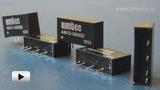 Смотреть видео: Компактные DCDC преобразователи -серия AM1D-S компании Aimtec