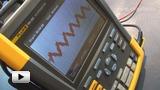 Смотреть видео: Fluke 190-202, Осциллограф 2 канала x 200МГц