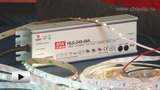 Смотреть видео: HLG-240-48A, светодиодный драйвер производства Mean Well