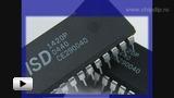 Смотреть видео: Микросхемы записи звука серии ISD14хх
