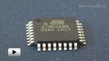 Смотреть видео: Микроконтроллеры ATMEL - ATMEGA88-20AU