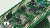 Смотреть видео: STM32F0DISCOVERY, Отладочный комплект на базе STM32F051R8T6 (Cortex-M0)