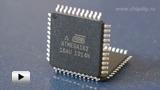 Смотреть видео: Микроконтроллеры ATMEL - ATmega162-16AU