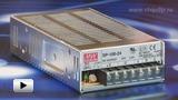 Смотреть видео: SP-100-24 Блок питания, 24В,4.2А,100Вт