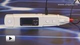 Смотреть видео: RPS2010 Осциллограф портативный, 10МГц