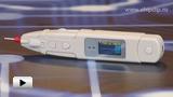 Смотреть видео: RPS2025, Осциллограф портативный 25МГц
