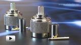 Смотреть видео: N-разъемы серии N-7301