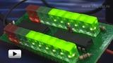 Смотреть видео: Микросхема LM3914 для светодиодных индикаторов
