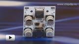 Смотреть видео: SCV0023-ADJ-3A, Регулируемый импульсный стабилизатор напряжения 1.2-37 В, 3 А