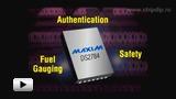 Смотреть видео: Микросхема контроля  заряда DS2784