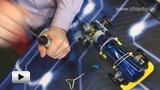 Смотреть видео: Qiddycome. Научно-познавательный набор -  Сила воздуха. Сборка модели автомобиля