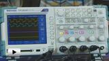Смотреть видео: TPS2024В Осциллограф цифровой, 4 канала x 200МГц
