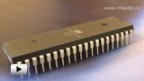Смотреть видео: Микроконтроллеры ATMEL - ATMEGA644-20PU