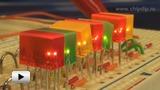 Смотреть видео: Светодиодная полоса серии L-835